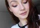 Maquillage doux et coloré