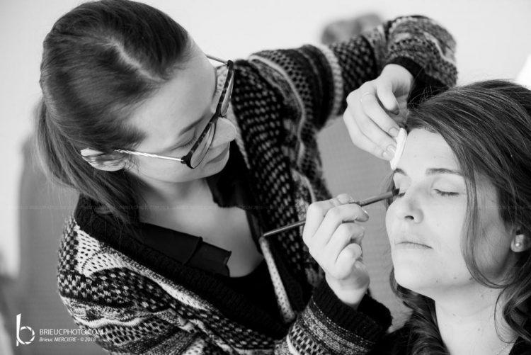 Comment se déroule un essai maquillage ?