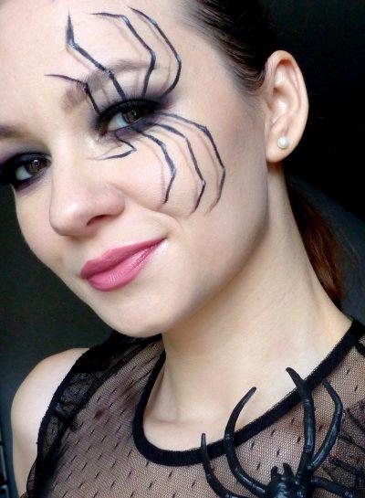 Une araignée pour Halloween